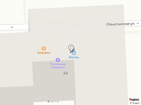 SprintContact на карте Калининграда