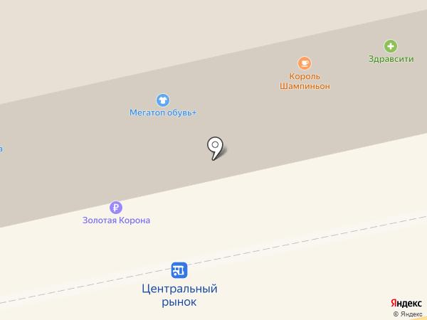 Алло! на карте Калининграда