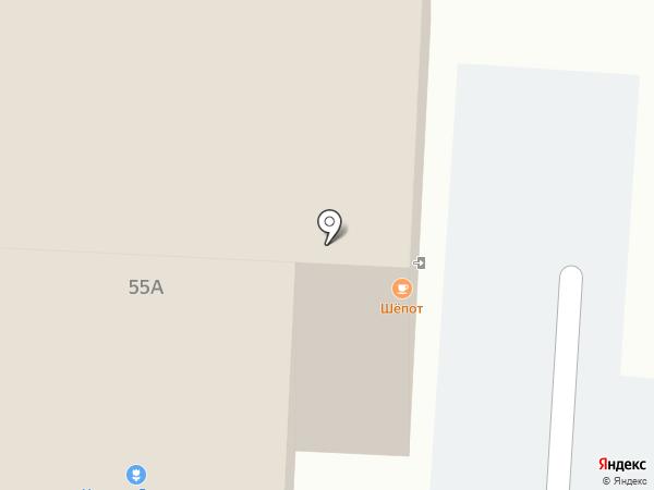 Единая Служба Недвижимости на карте Калининграда