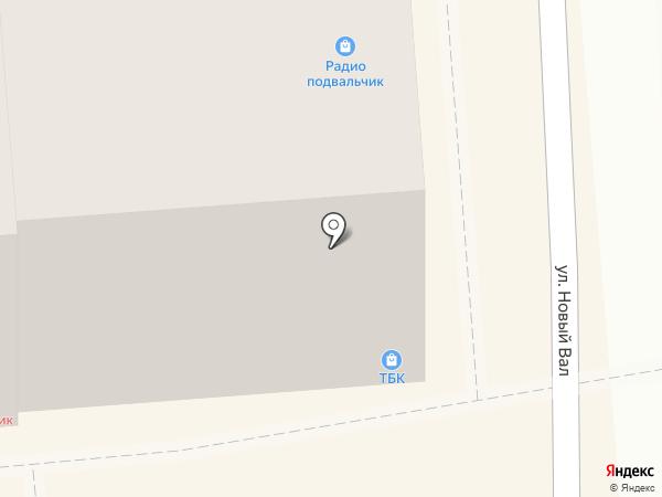 Торг-сервис на карте Калининграда