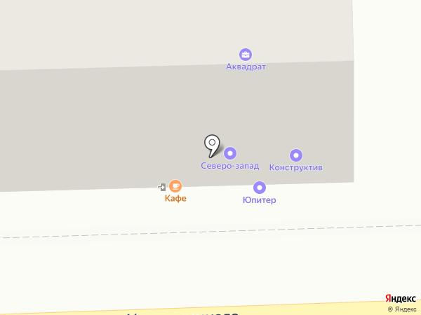 Балт Металл Продукт на карте Калининграда