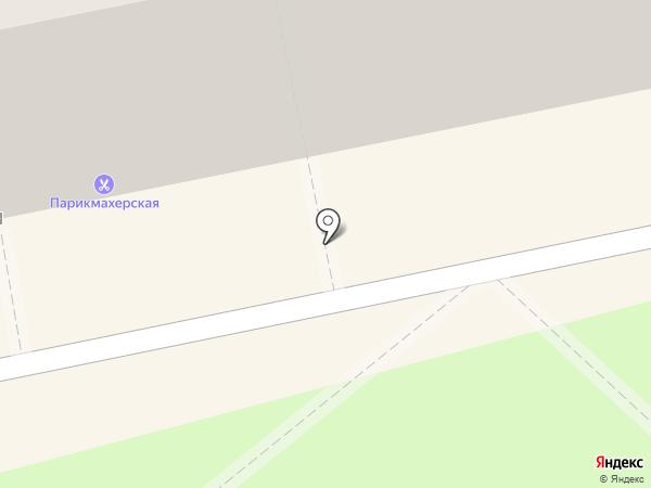 На Черняховского на карте Калининграда