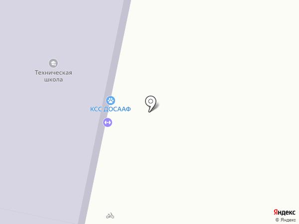 ХолодСток на карте Калининграда