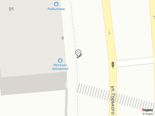 Студия красоты Светланы Романовой на карте Калининграда