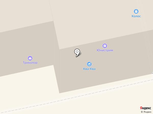 Триколор ТВ на карте Калининграда