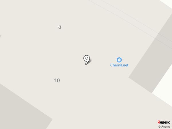 Ателье-Студия на карте Калининграда