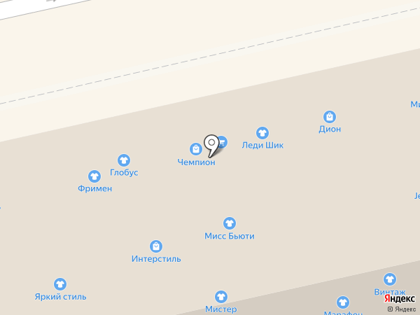 Мобильный город на карте Калининграда