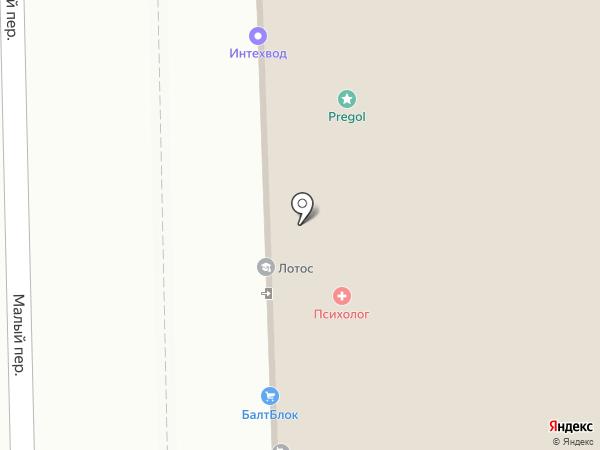Банкротовед на карте Калининграда
