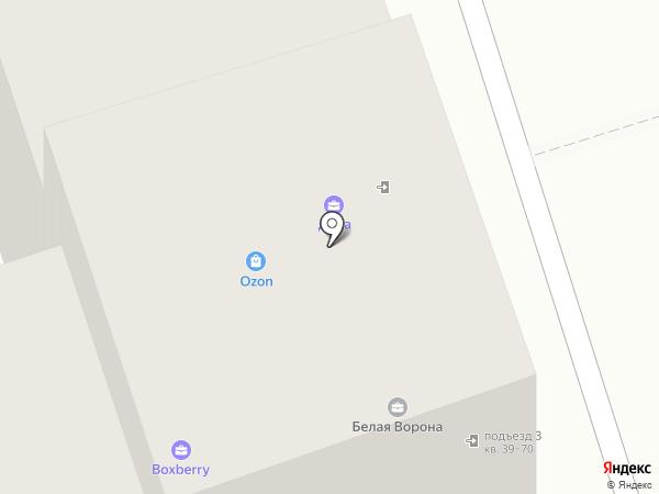 Спецмонтажпроект на карте Калининграда