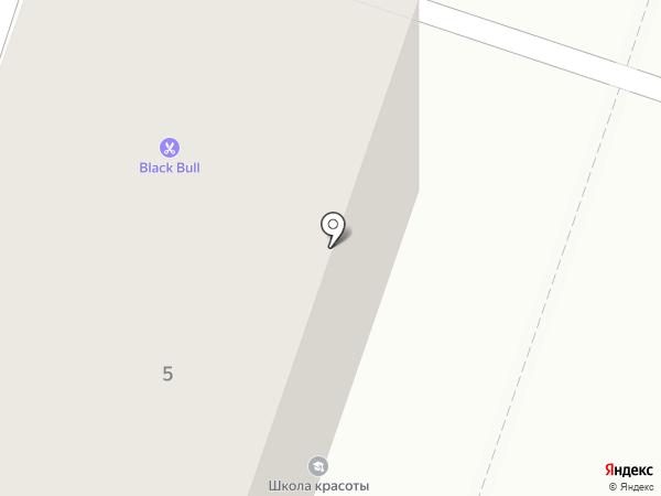 Тактическая Борода на карте Калининграда