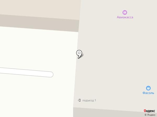 Паркет-декор на карте Калининграда