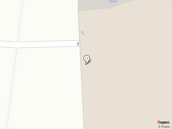 Карусель Club на карте Калининграда