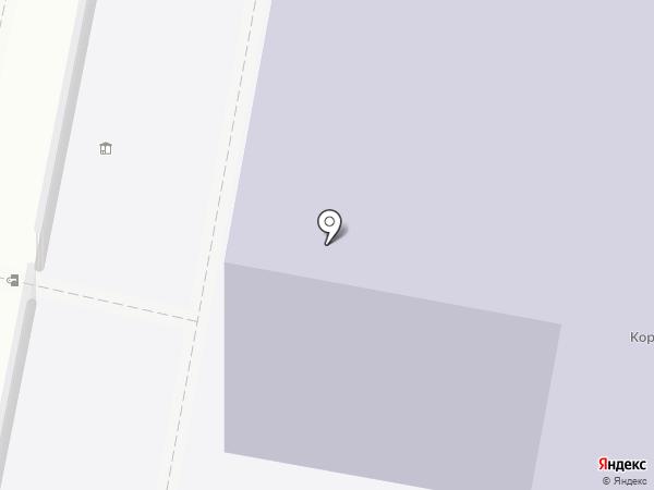 Учебно-консультационный центр Ассоциации международных автомобильных перевозчиков на карте Калининграда