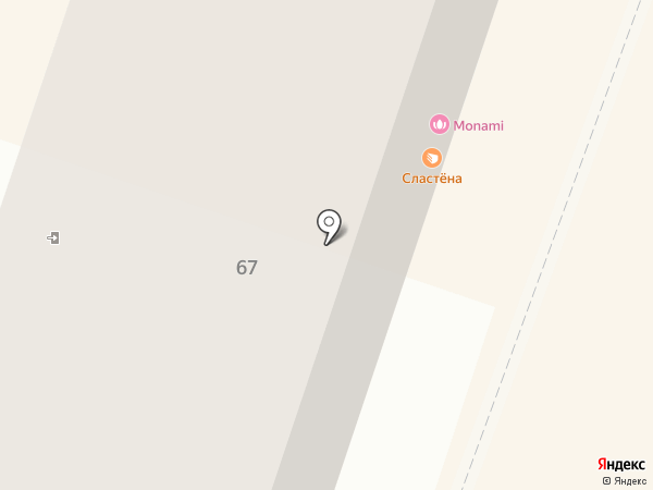 Эксклюзив на карте Калининграда