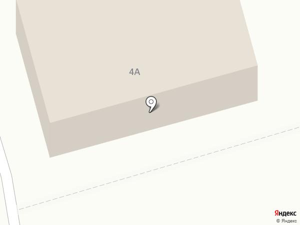 Стекольная мастерская на карте Калининграда