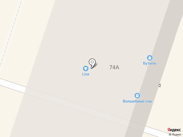 Профишинг на карте Калининграда