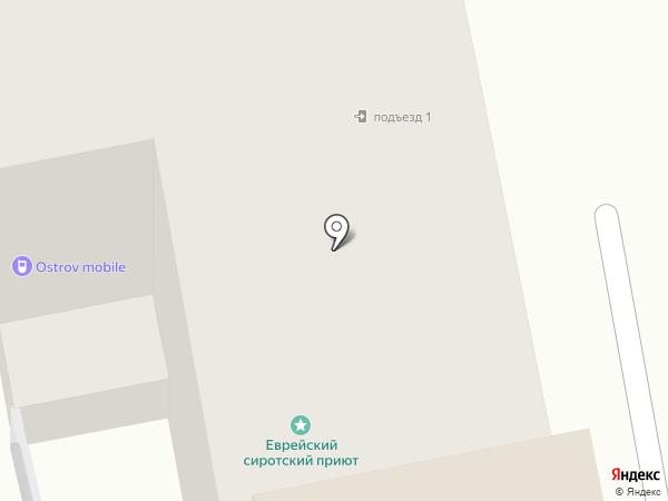 RedHouse lab на карте Калининграда