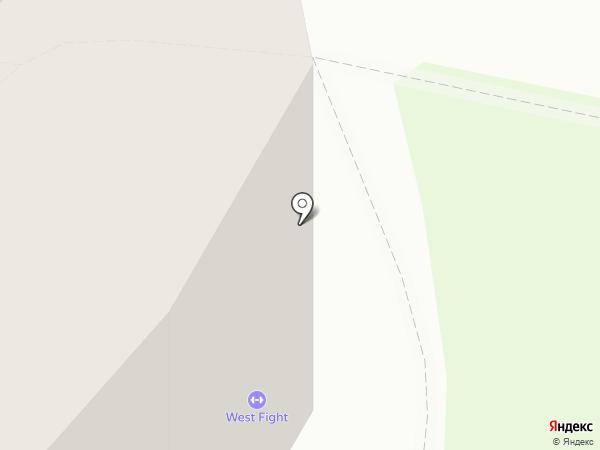 Икибукуро на карте Калининграда
