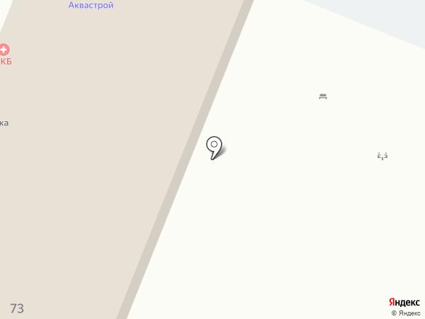Эвентус на карте Калининграда