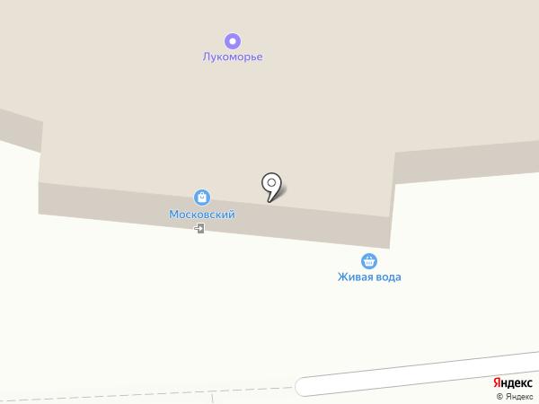 Браво БВР на карте Калининграда