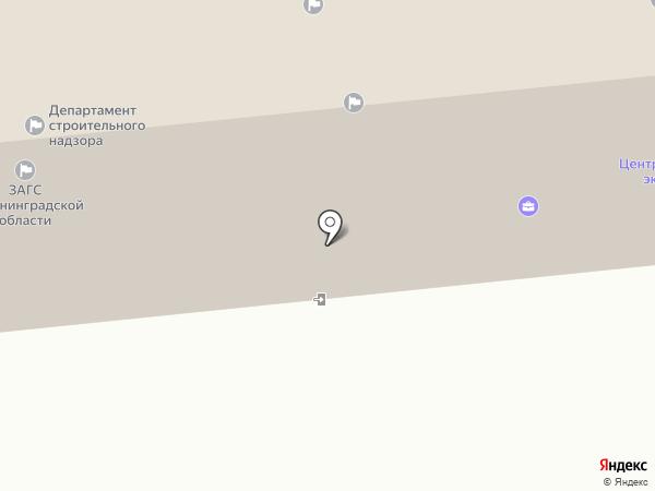 Центр по управлению племенным животноводством на карте Калининграда