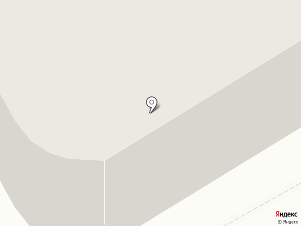 Курортный на карте Калининграда