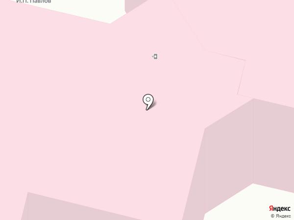 Калининградская областная клиническая больница на карте Калининграда