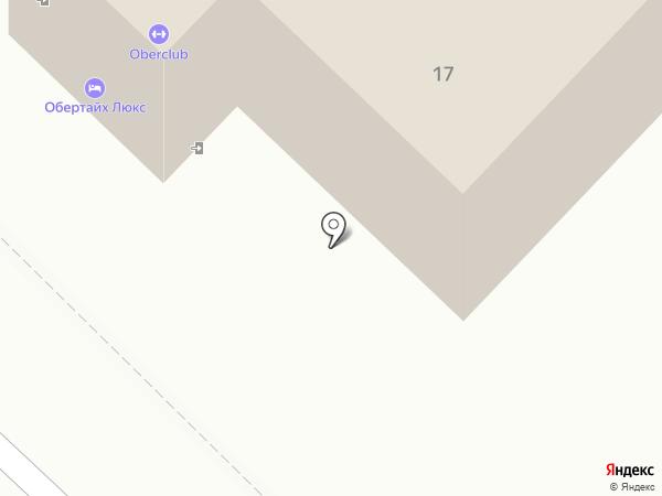 Обертайх-Люкс на карте Калининграда