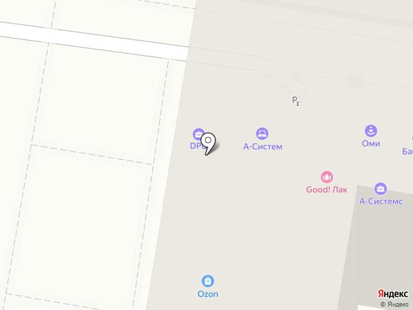 Боткинская Аптека на карте Калининграда