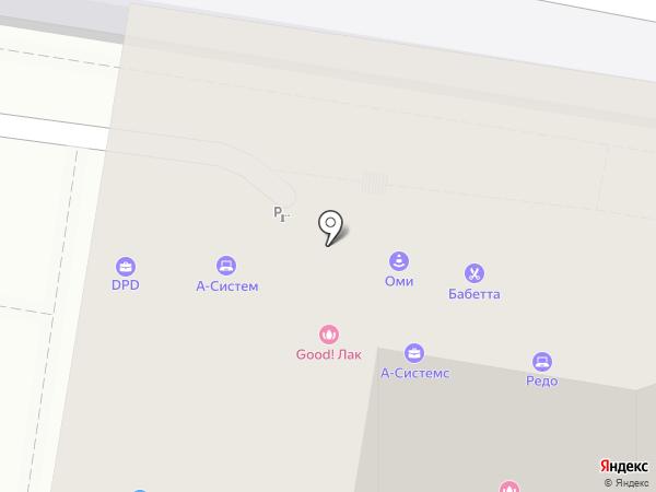 А-Систем на карте Калининграда