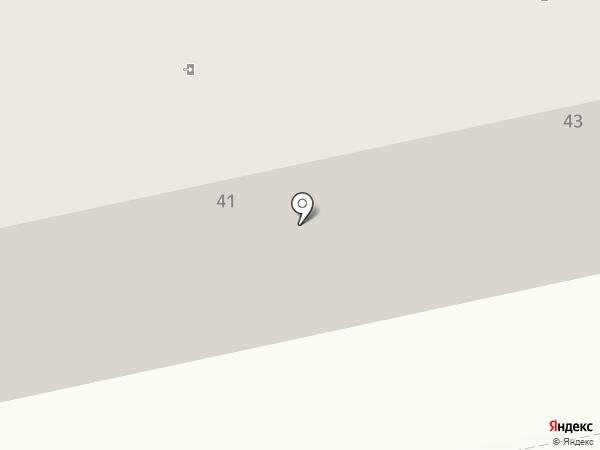 Эконом на карте Калининграда