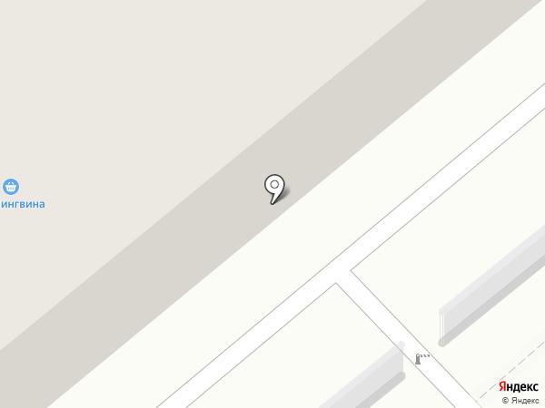 ТрансСтрой на карте Калининграда