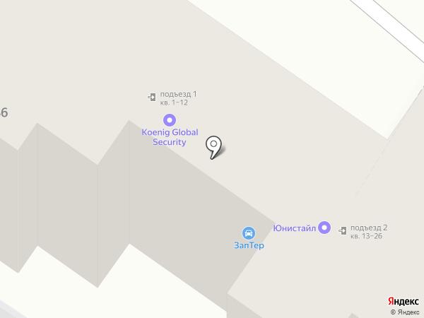 KONIGSBERG ROYAL на карте Калининграда