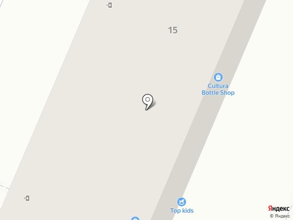 Шторки плюс на карте Калининграда