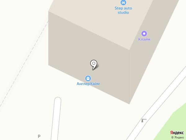 АЙТИ-Мастер на карте Калининграда