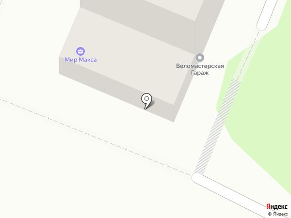 СТАЛЬНАЯ ЛИНИЯ на карте Калининграда