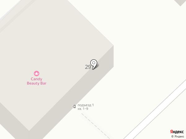 КАМ`ИН на карте Калининграда