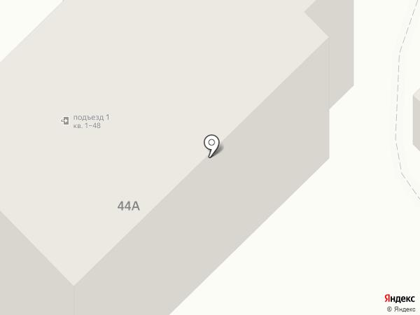 Эдем на карте Калининграда