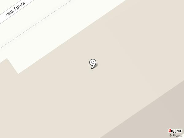 BACKSTAGE на карте Калининграда