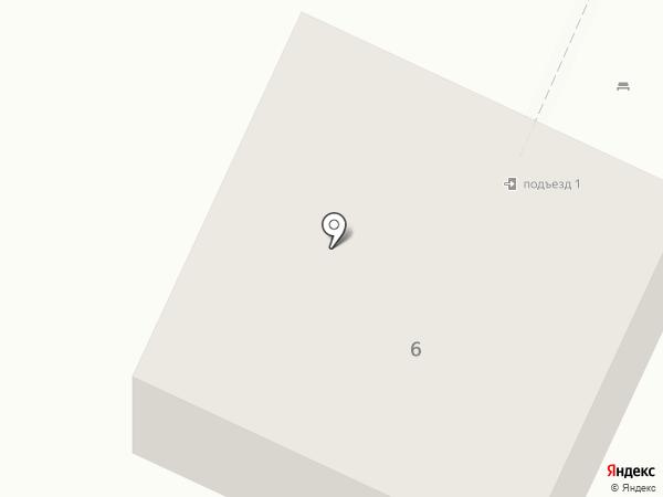 Парикмахерская на Гакуна на карте Калининграда