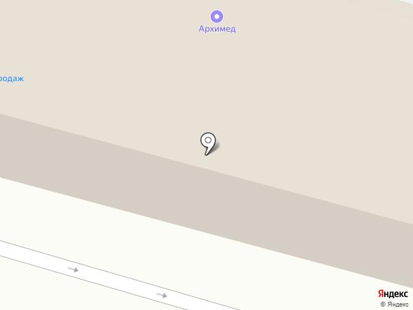 Продовольственный магазин на карте Кутузово