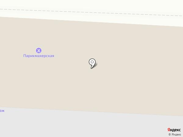 Магазин трикотажа на карте Калининграда