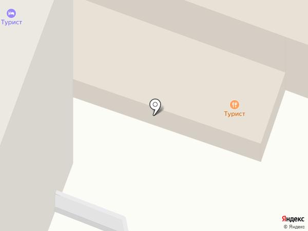 Голд винг на карте Калининграда