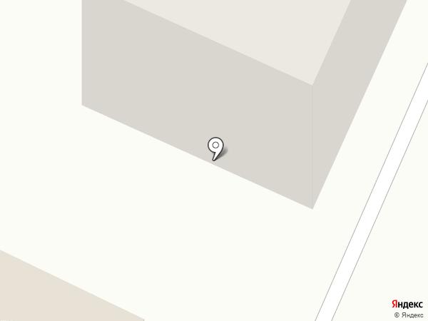 Лидия на карте Калининграда