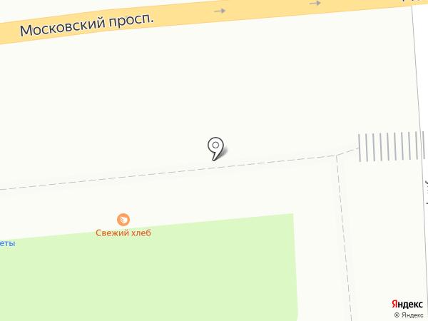 Магазин фруктов и овощей на карте Калининграда