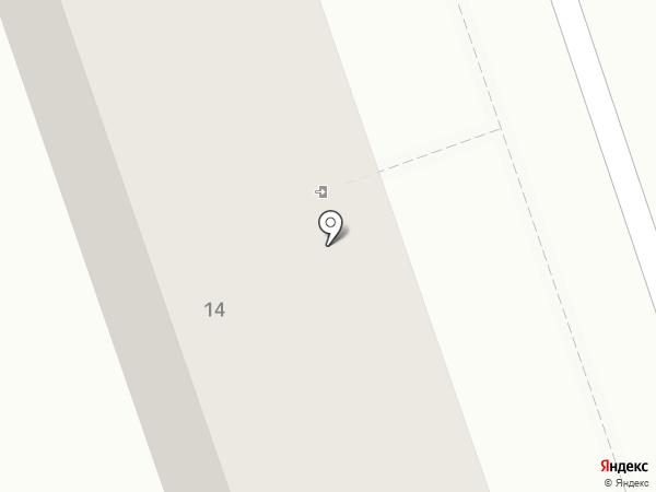 Мастерская по ремонту головных уборов и изделий из меха на карте Калининграда