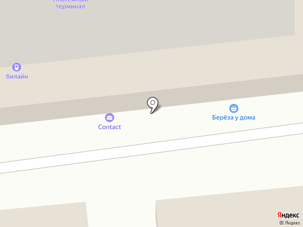 Люблина на карте Калининграда