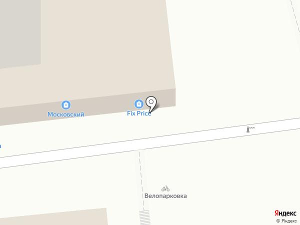 Fix Price на карте Калининграда
