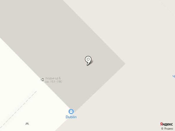 Шан-син на карте Калининграда