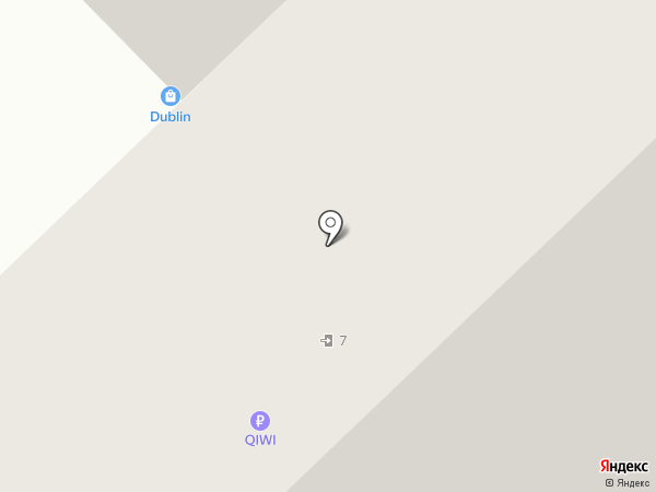 Пивной погреб на карте Калининграда